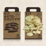 Kit Autocultivo de setas Resetea 3