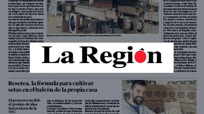 Resetea en La Region