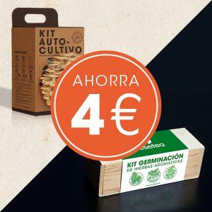 Pack Cierra el ciclo Ahorro 4€