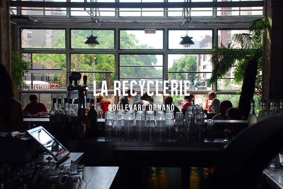 bar de la recyclerie