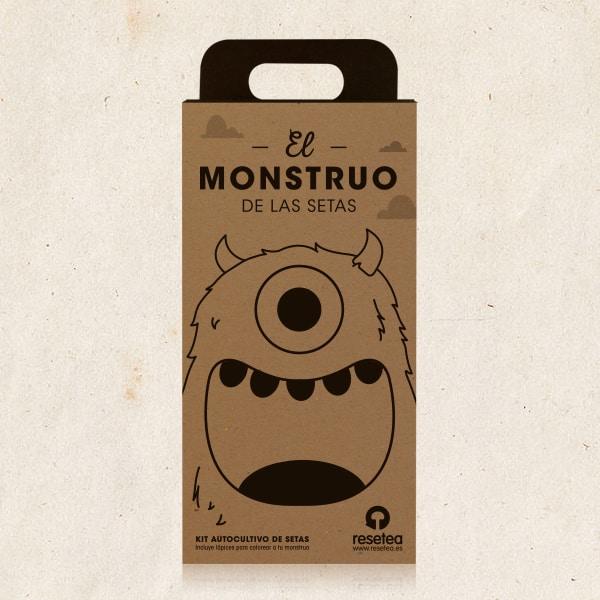 El Monstruo de las setas