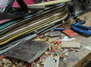 tablas de skate para reciclar