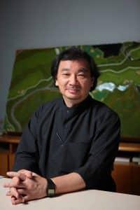 Shigeru Ban el arquitecto del cartón