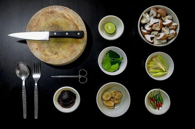 Comer y cocinar setas con las recetas de youtuber