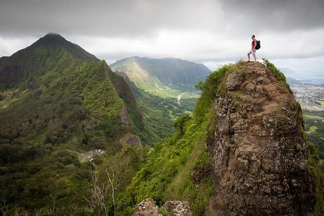 Ecoturismo en la naturaleza
