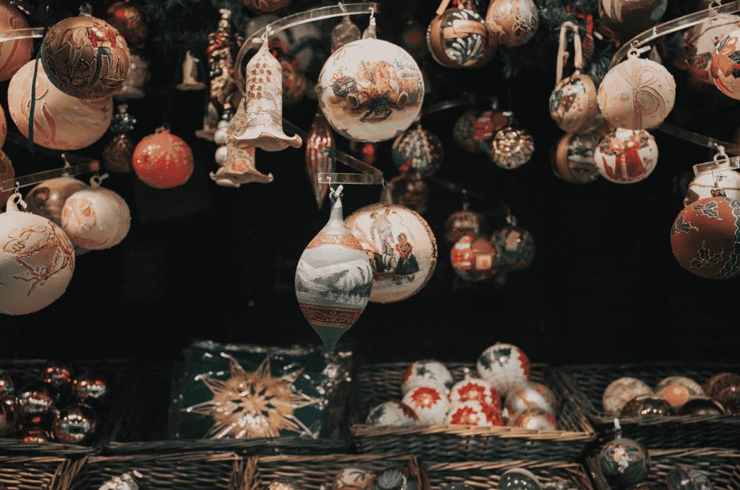 Adorno para navidades