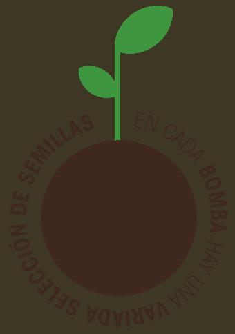 Bomas de semilla de Resetea