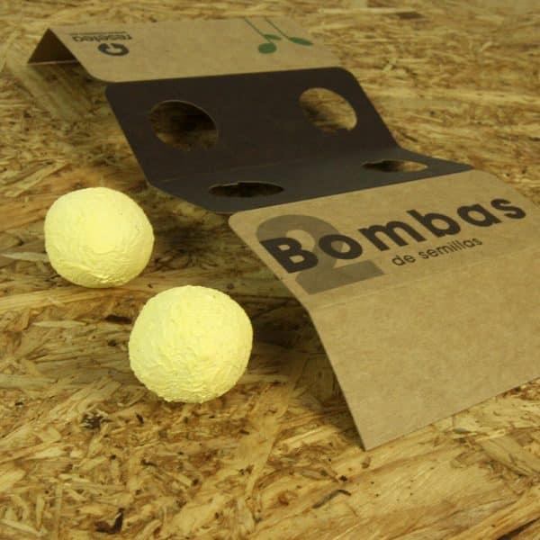 Bombas de semillas Pack 4 3