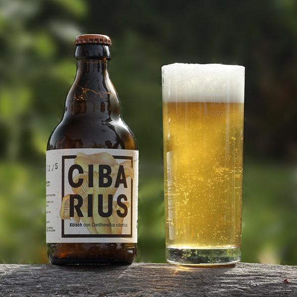 Cerveza ligera de suave amargor Cibarius