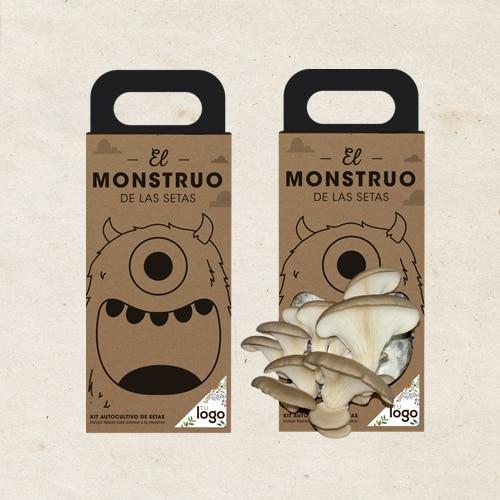 El monstruo de las setas - Resetea