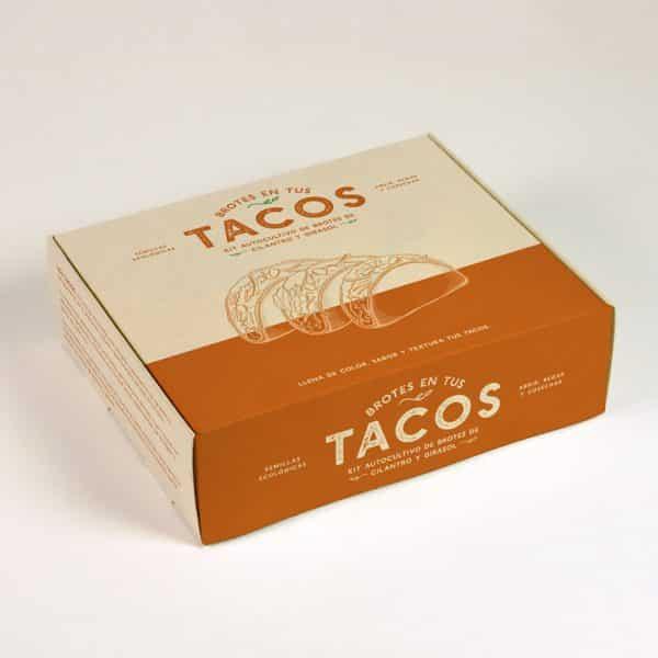 Resetea – Kit Autocultivo de brotes – Tacos 1