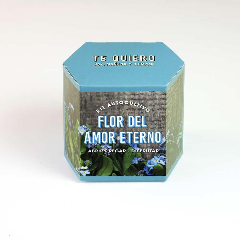 Kit Autocultivo Flor del Amor Eterno