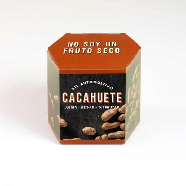 cultivar cacahuetes en casa