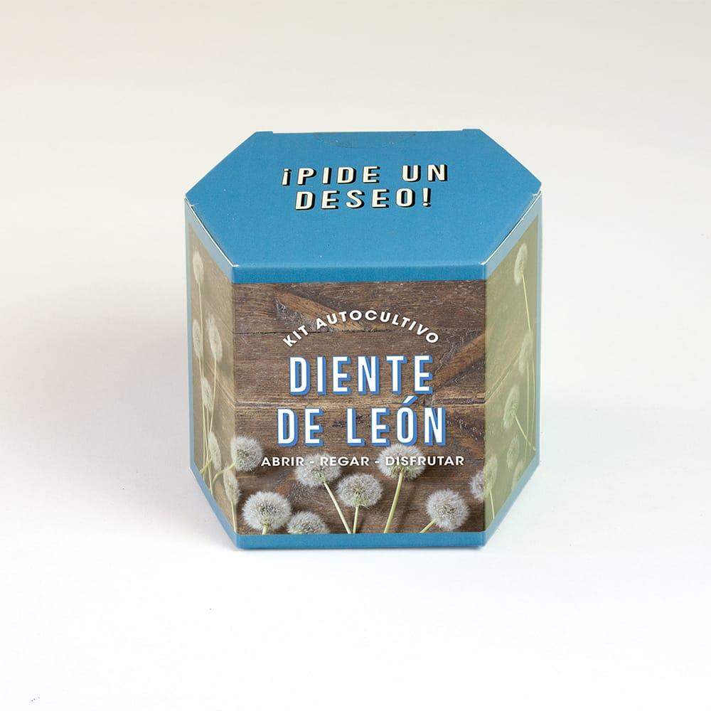 Kit Autocultivo Diente de León