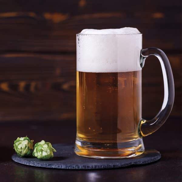 cerveza en resetea