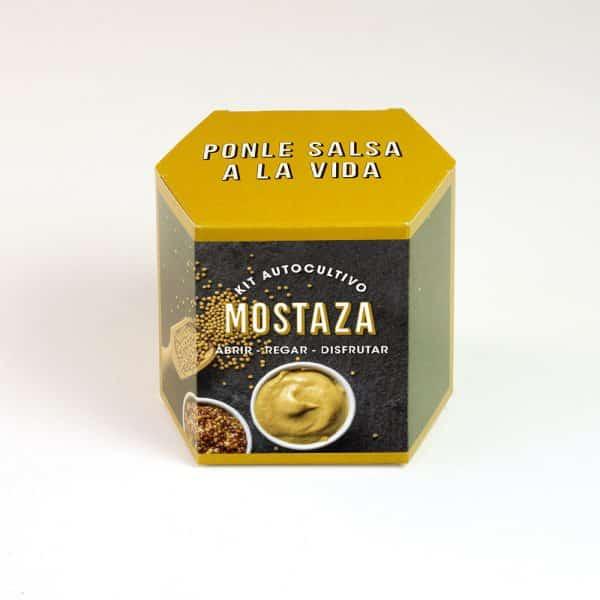 kit de mostaza