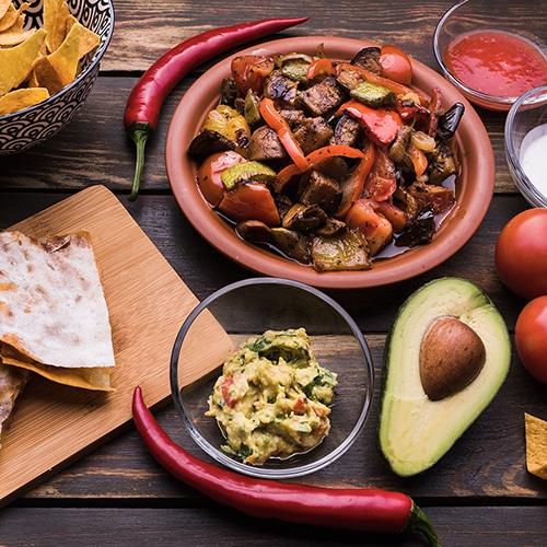 Resetea – Kit culinario Picantes 5